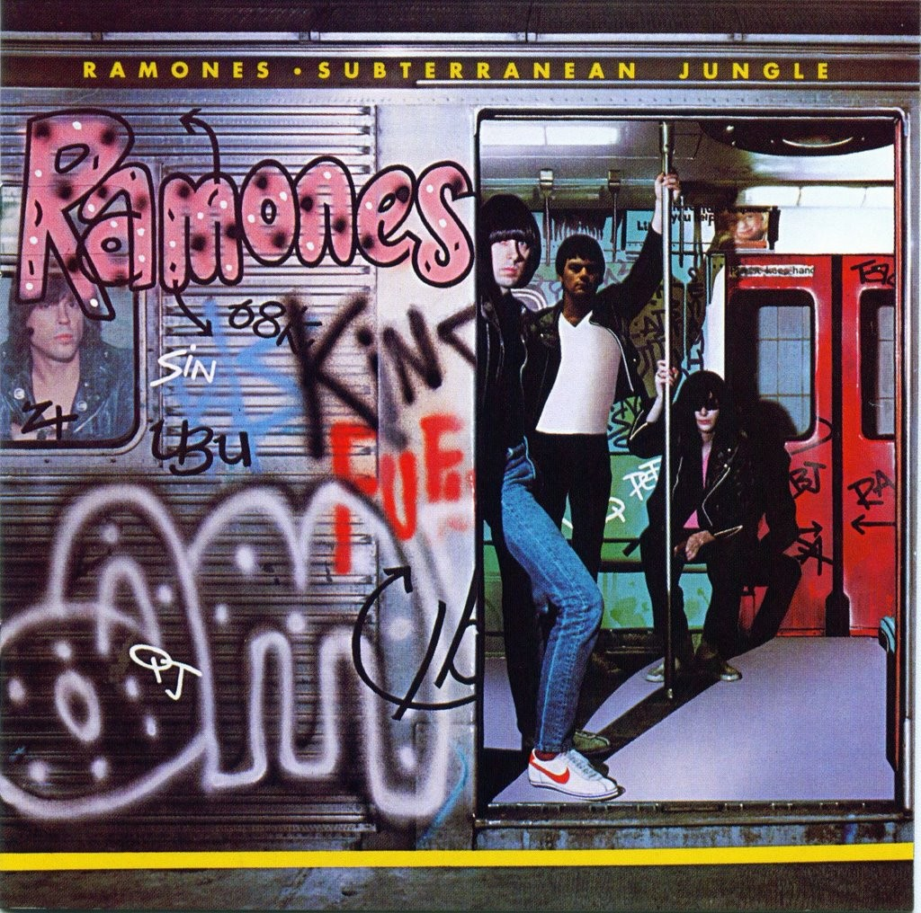 rollerRamones_-_Subterranean_Jungle-Remastered & Expanded,2002